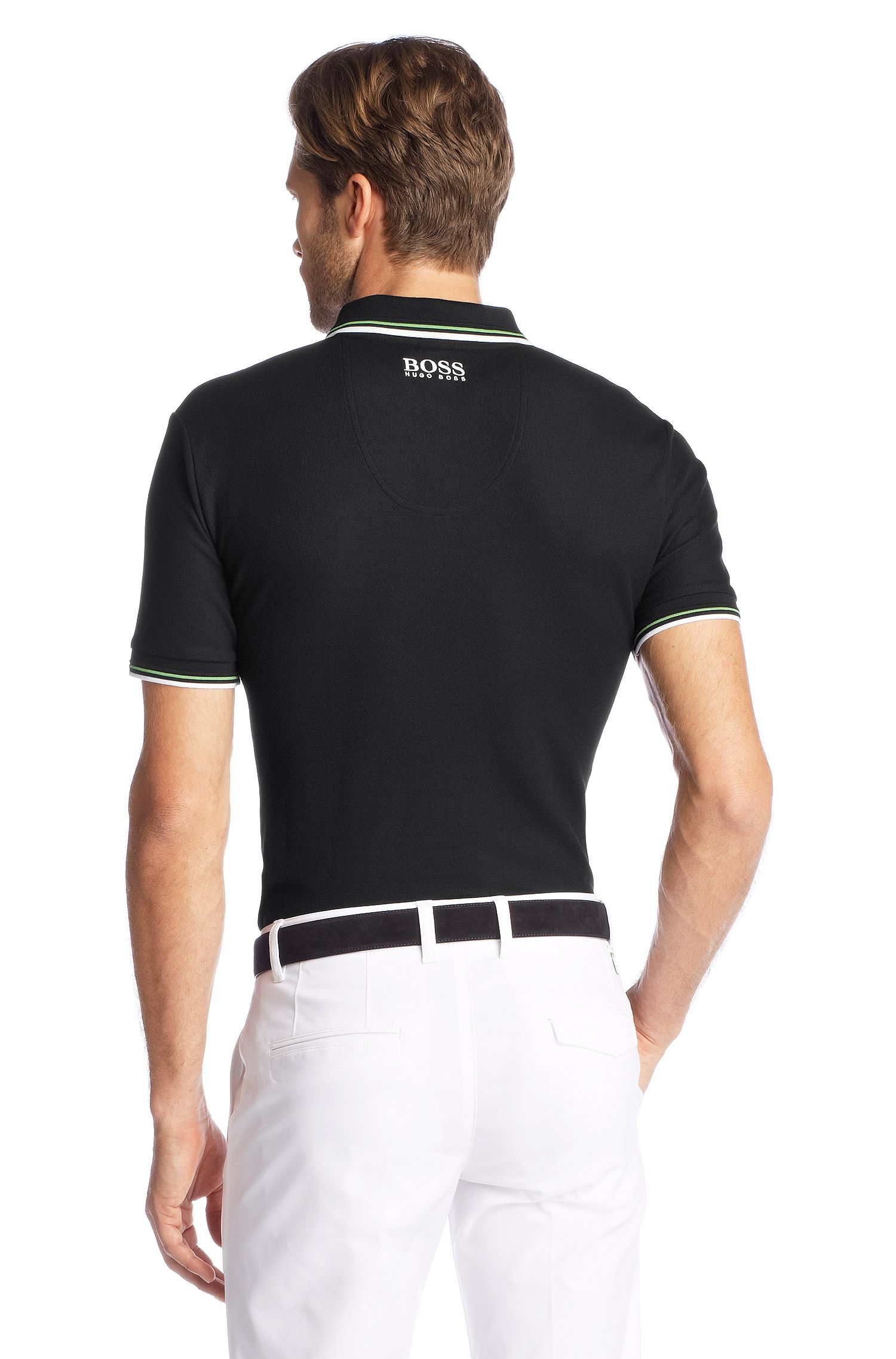 Regular-Fit Golf-Polo ´Paddy Pro` aus Funktionspiqué