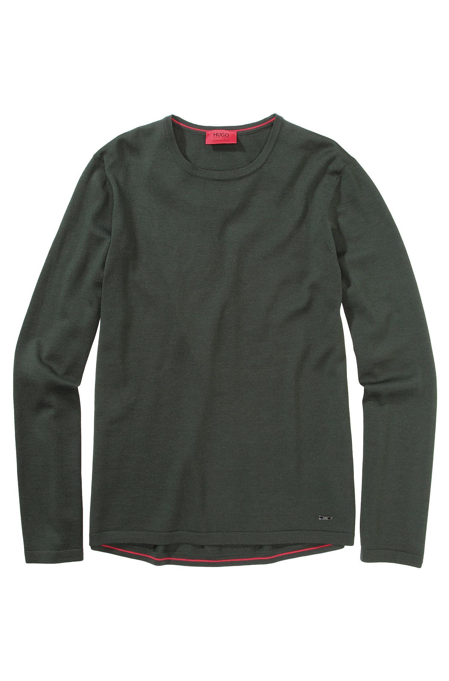 Pullover aus Schurwolle: 'Sidalio'