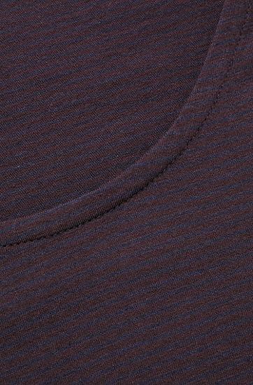 Longsleeve ´Darlone` aus Baumwoll-Mix, Dunkelrot