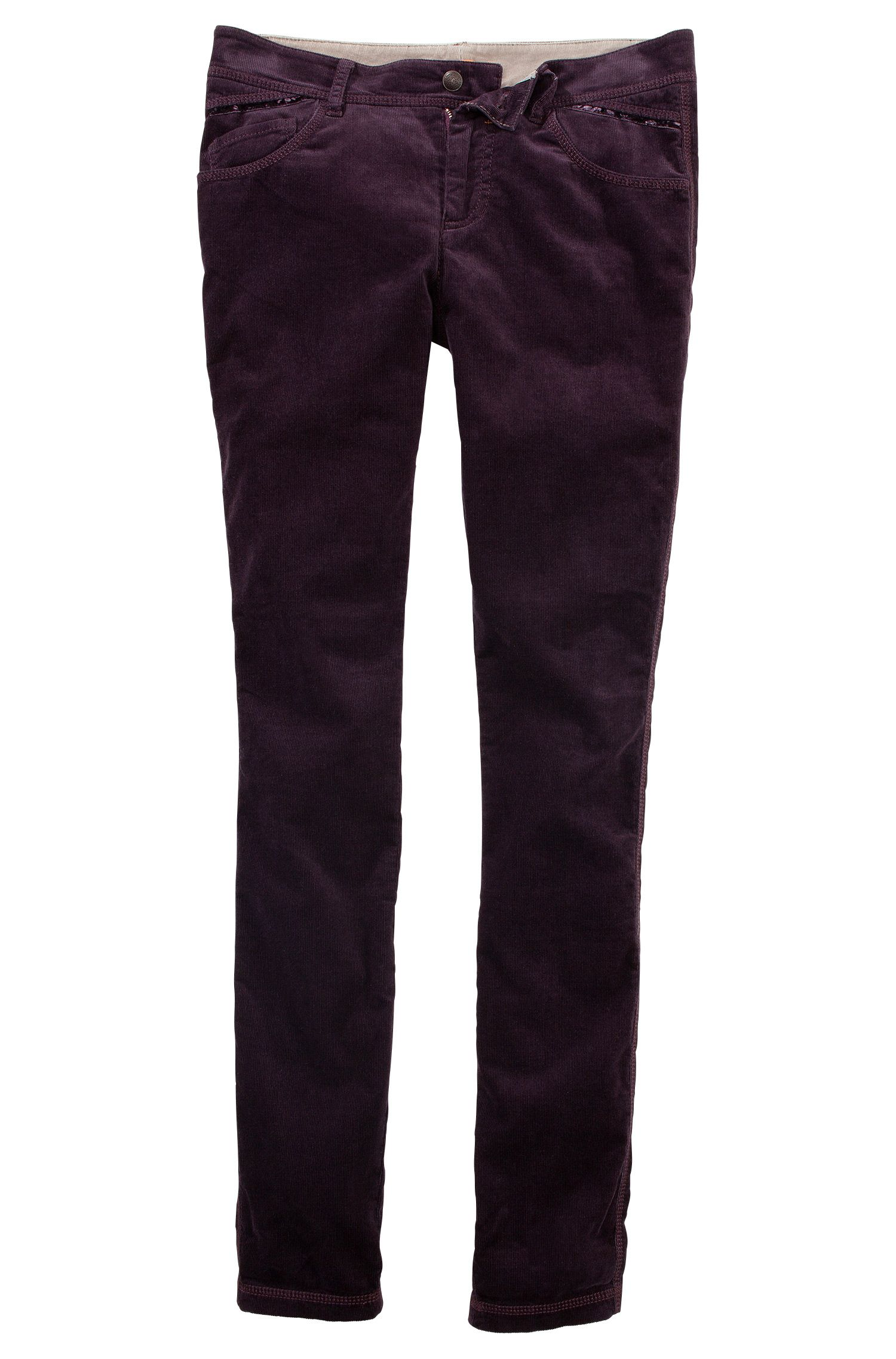Pantalon Slim Fit, Samiria-W