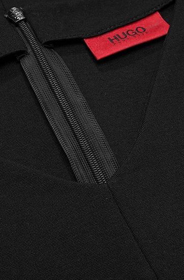 Jersey jurk ´Denella` van een viscosemix,