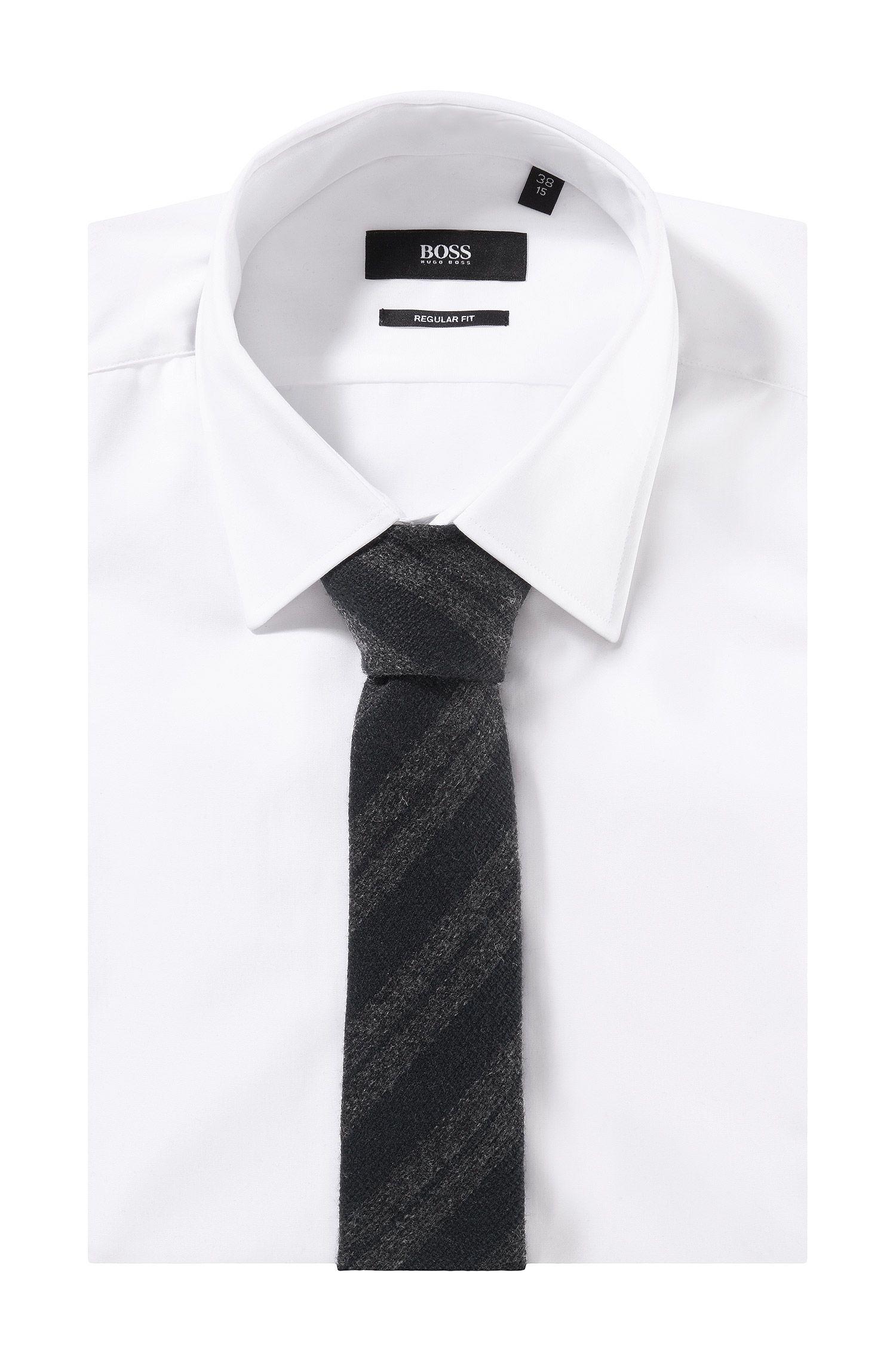 Krawatte ´Tie 6 cm` aus Wolle