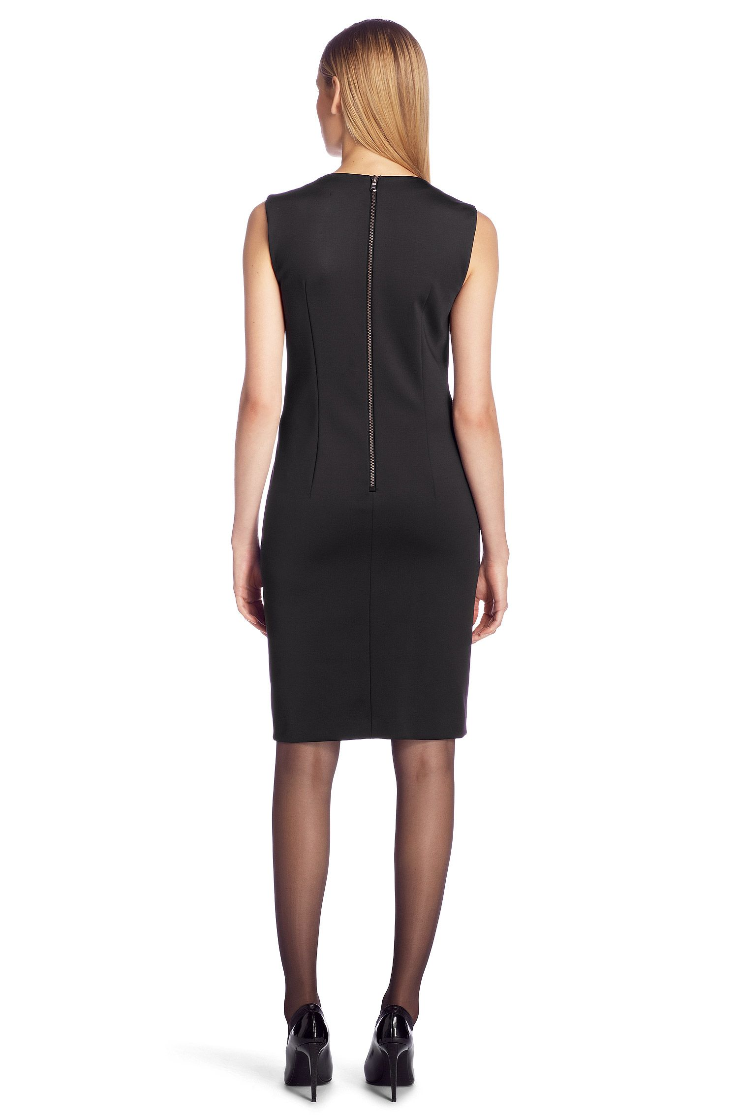 Kleid ´Kebelle` aus Baumwoll-Mix