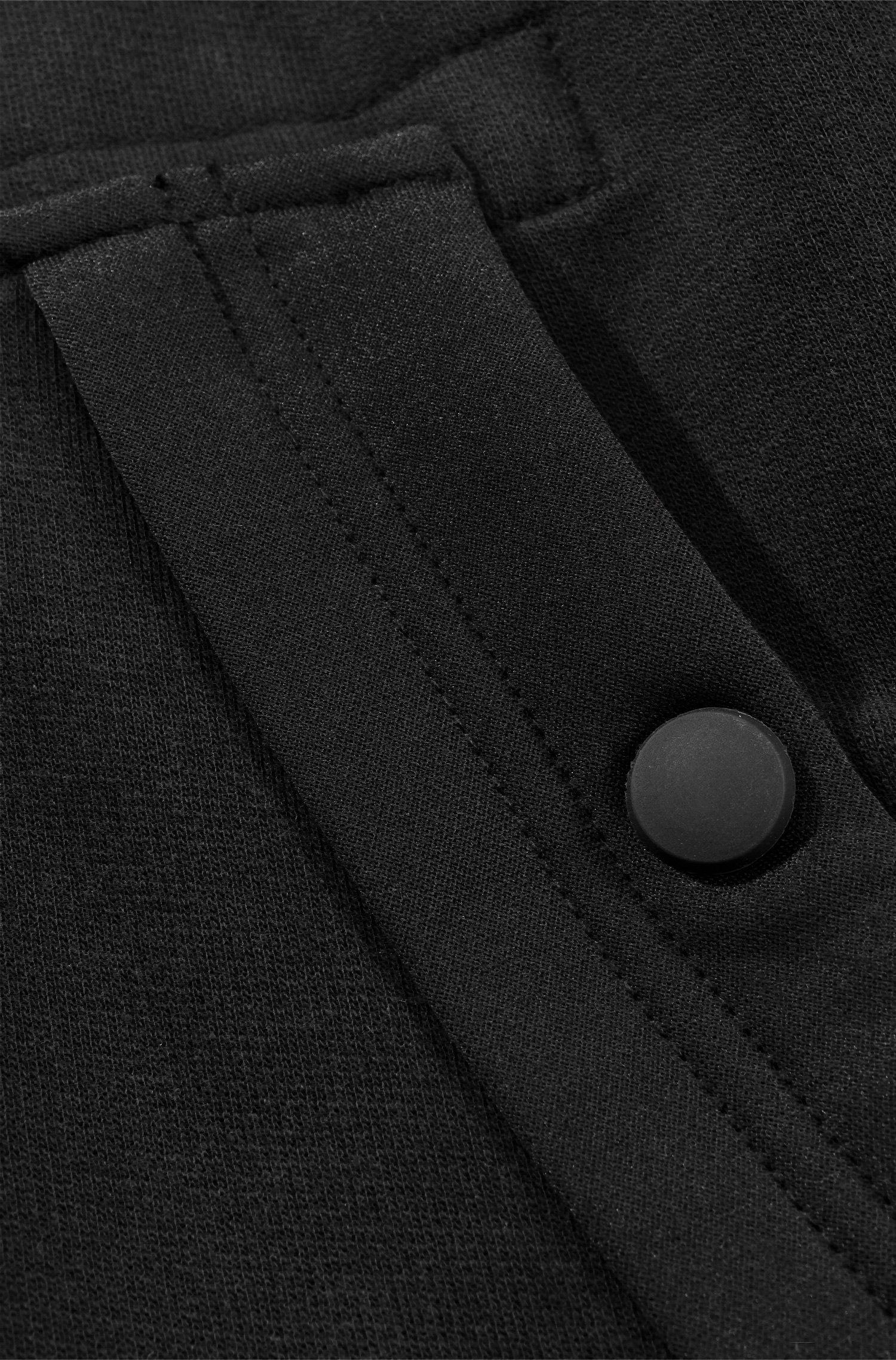 Veste molletonnée à capuche en coton, Ztarter