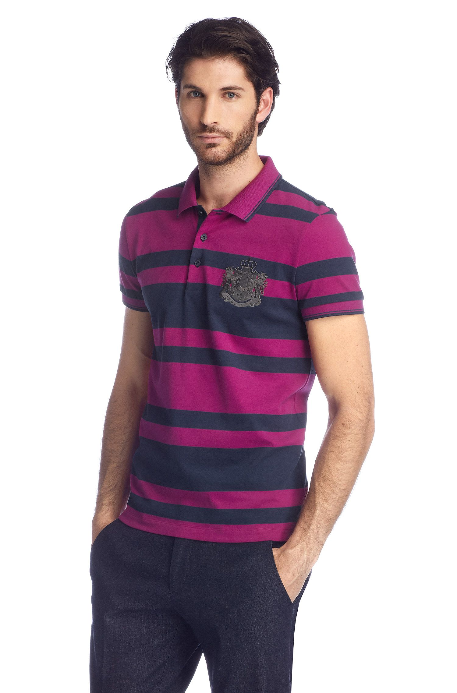 Slim-Fit Polo ´Ancona 10 Modern Essential`