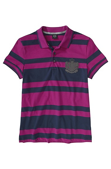 Slim-Fit Polo ´Ancona 10 Modern Essential`, Pink