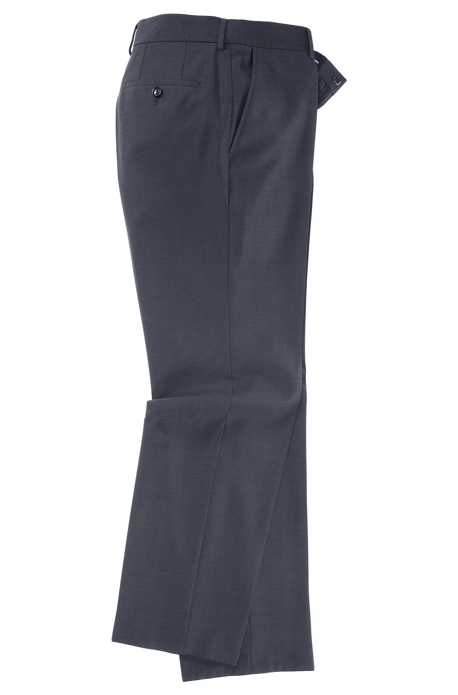 Pantalon business Comfort Fit«Parkway1»en laine vierge