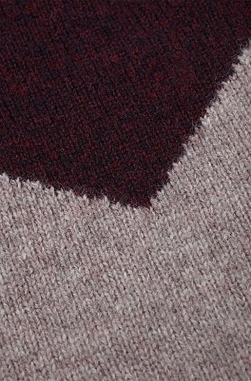 Pullover ´Welem` aus Schurwolle,