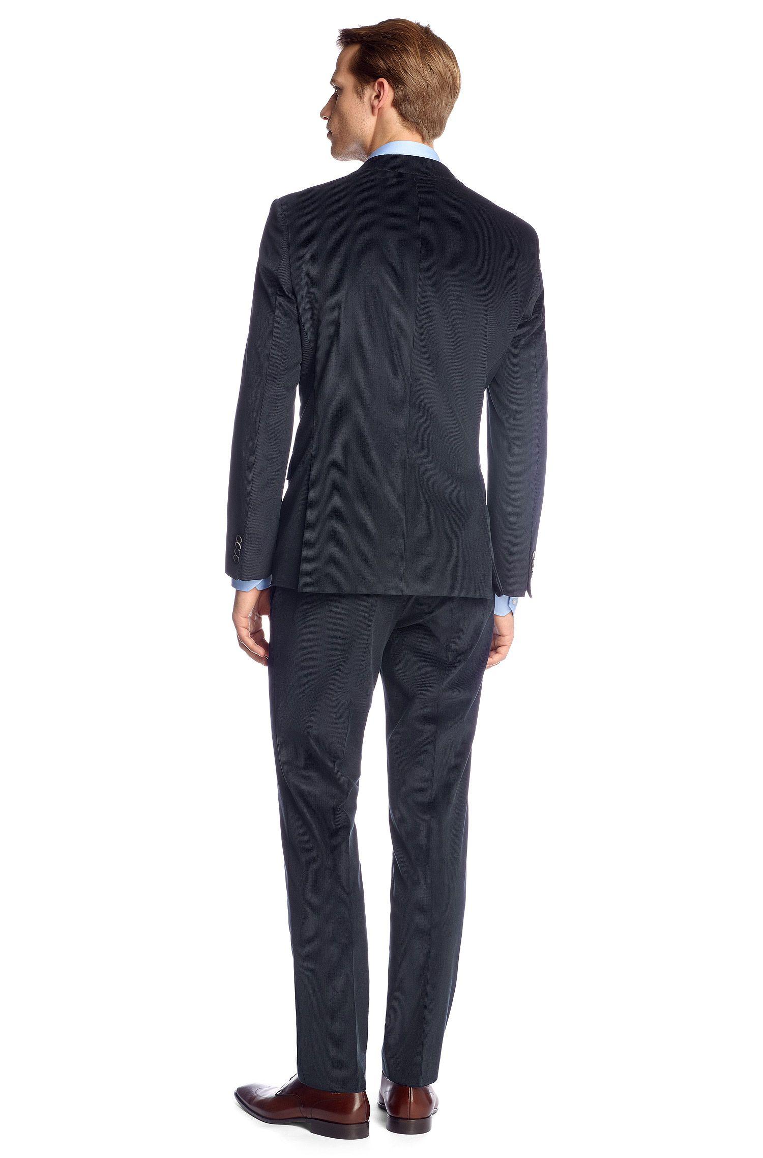 Costume en velours côtelé, Hedge2/Gense1