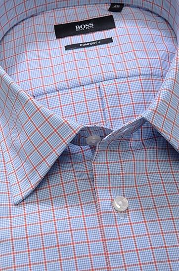 Big & Tall Business-Hemd ´Enzone`, bügelleicht, Braun