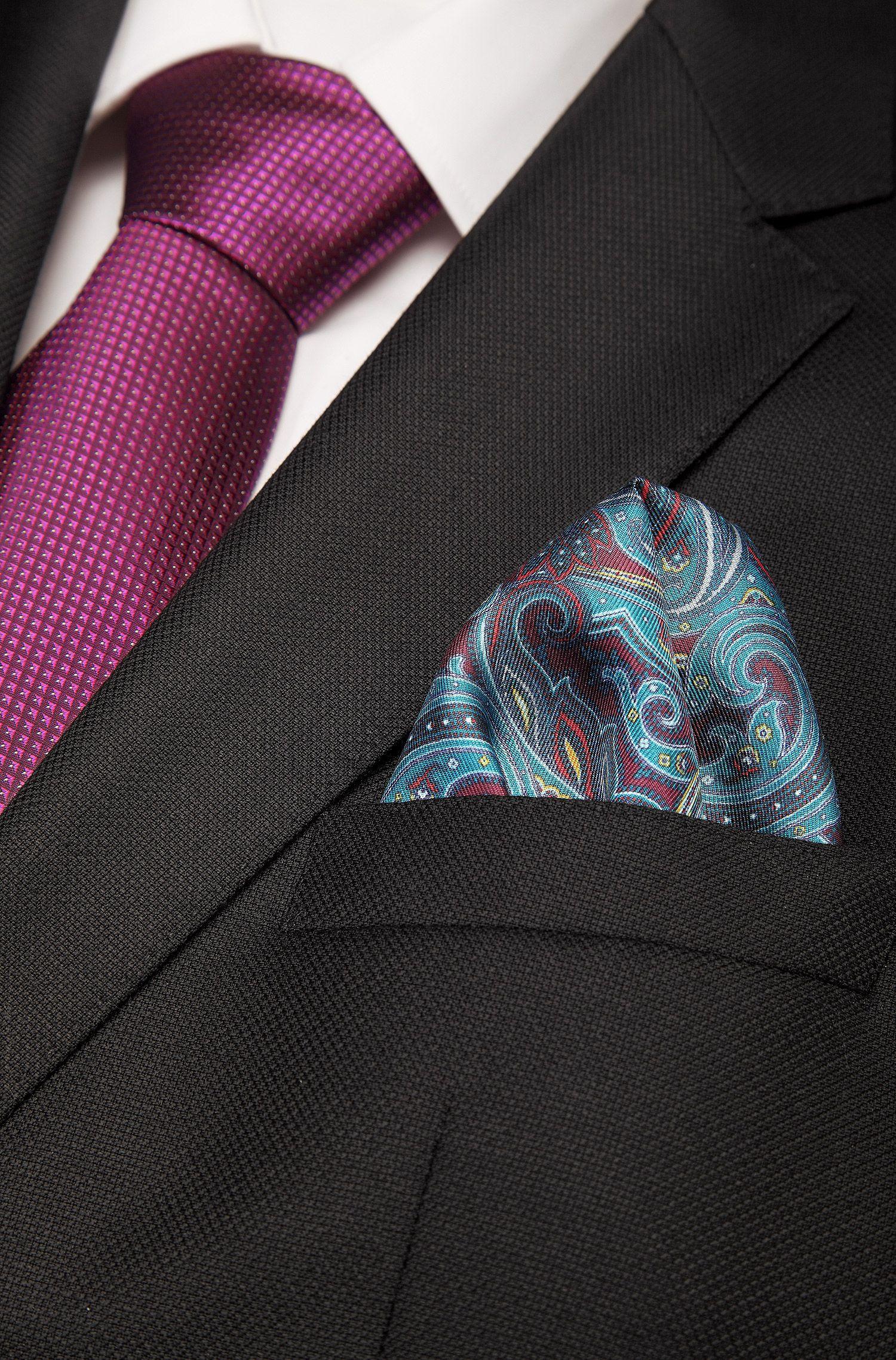 Coffret-cadeau, Set tie + pocketsquare
