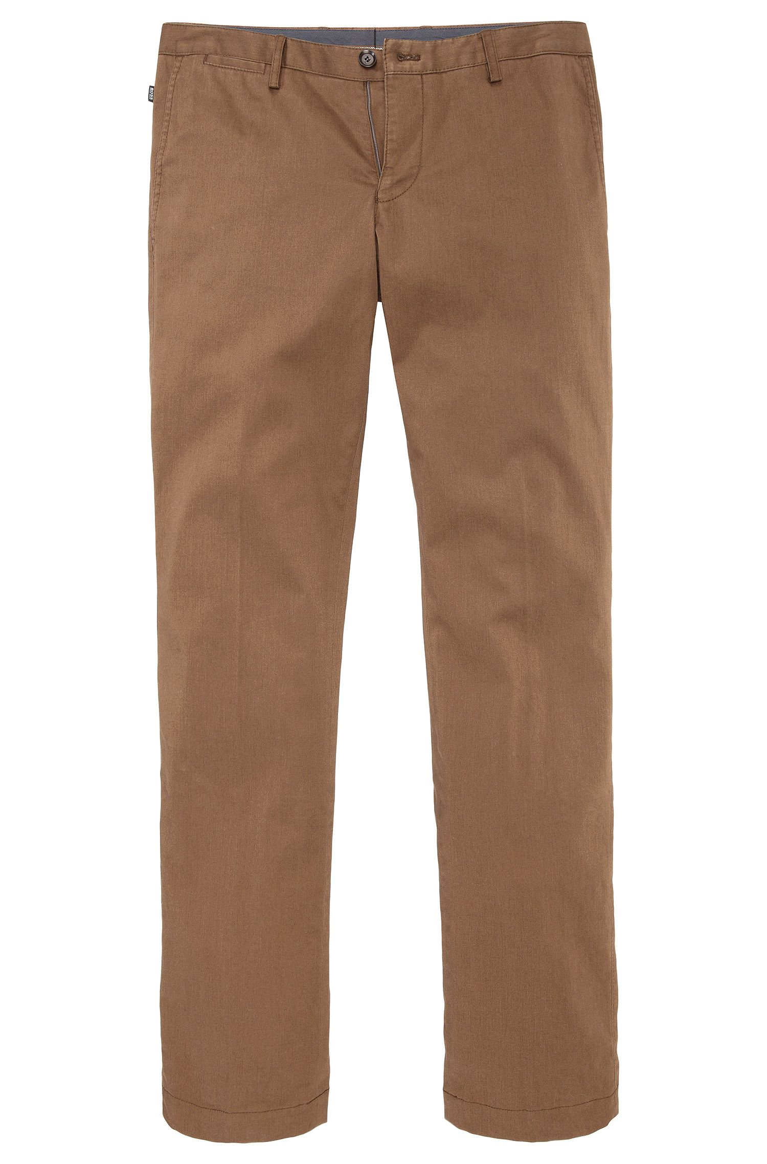 Slim-Fit Chino ´Stanino4-W` aus Baumwoll-Mix