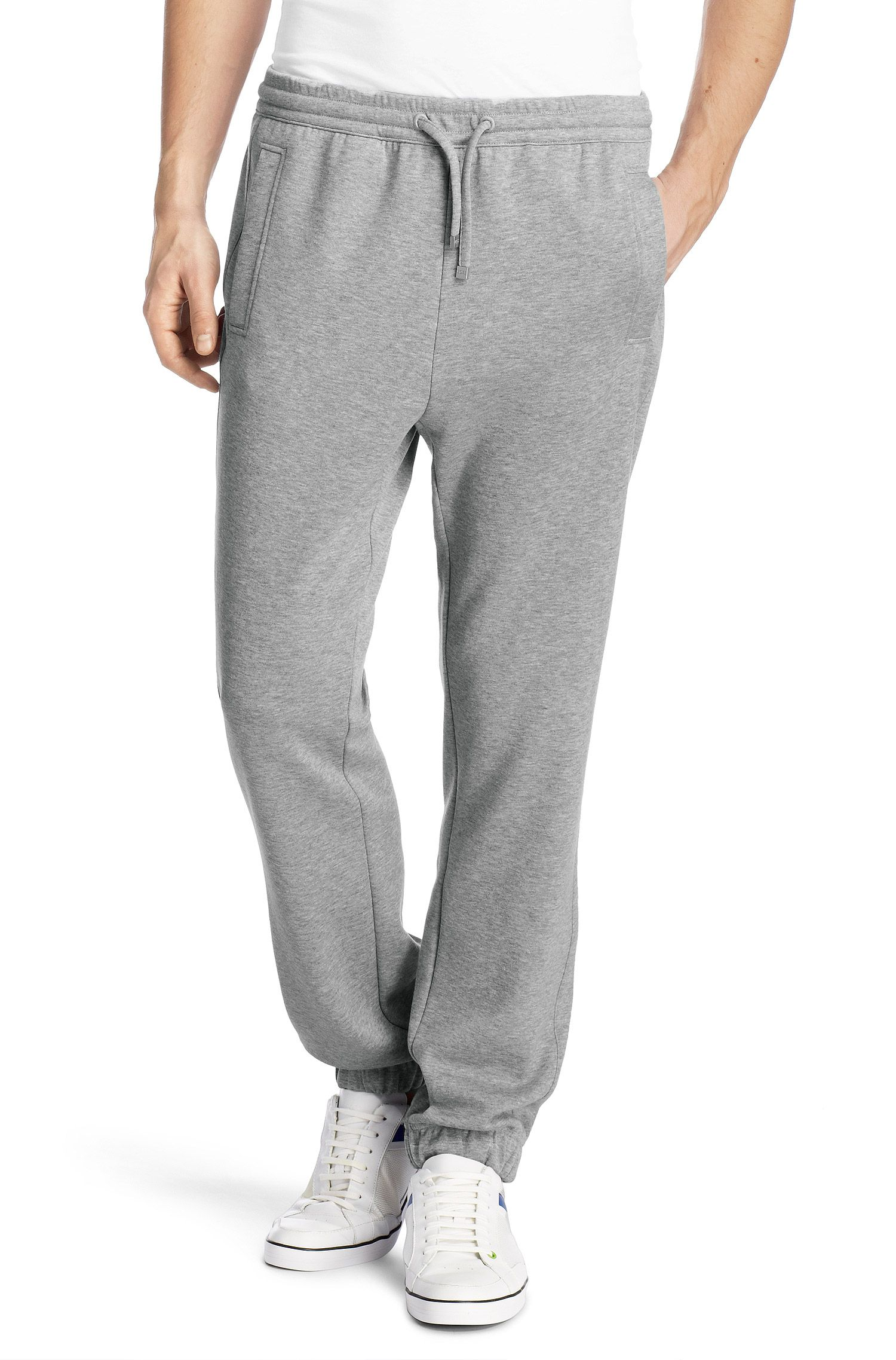 `Hadiko` cotton blend jogging bottoms