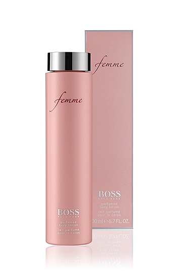 BOSS Femme Body Lotion 200 ml , Assorted-Pre-Pack