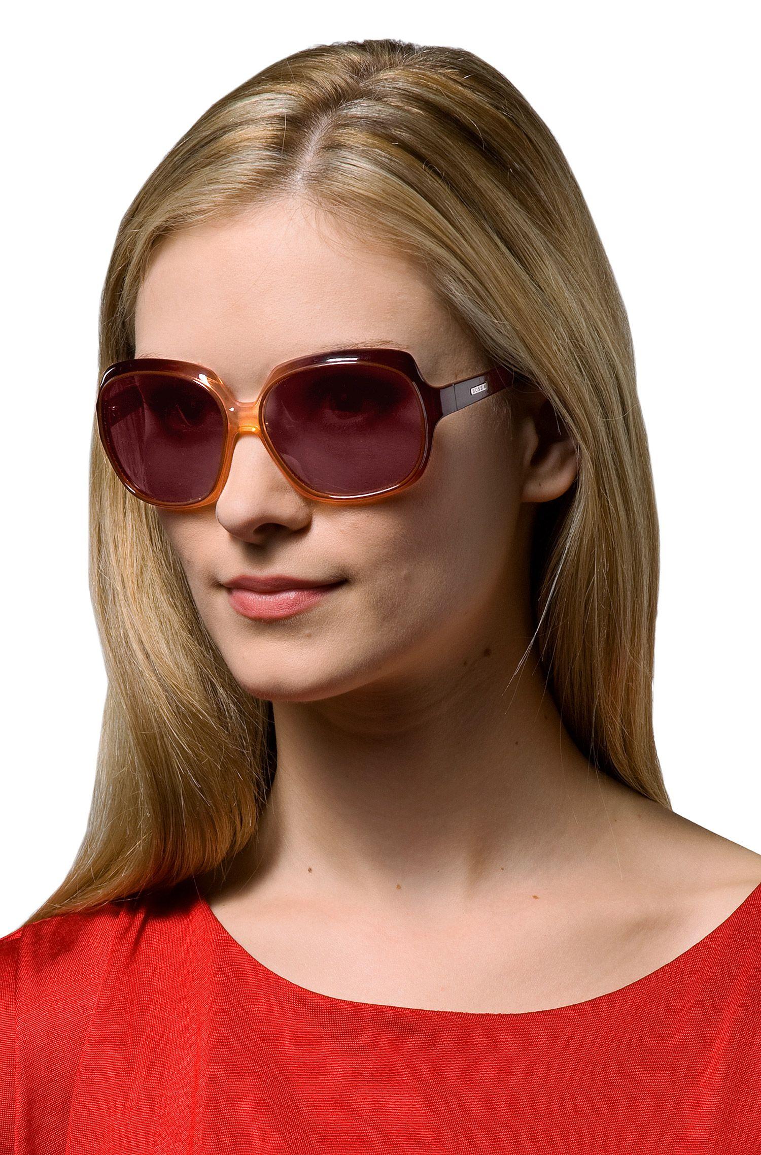 Damensonnenbrille im Glam-Vintage-Look