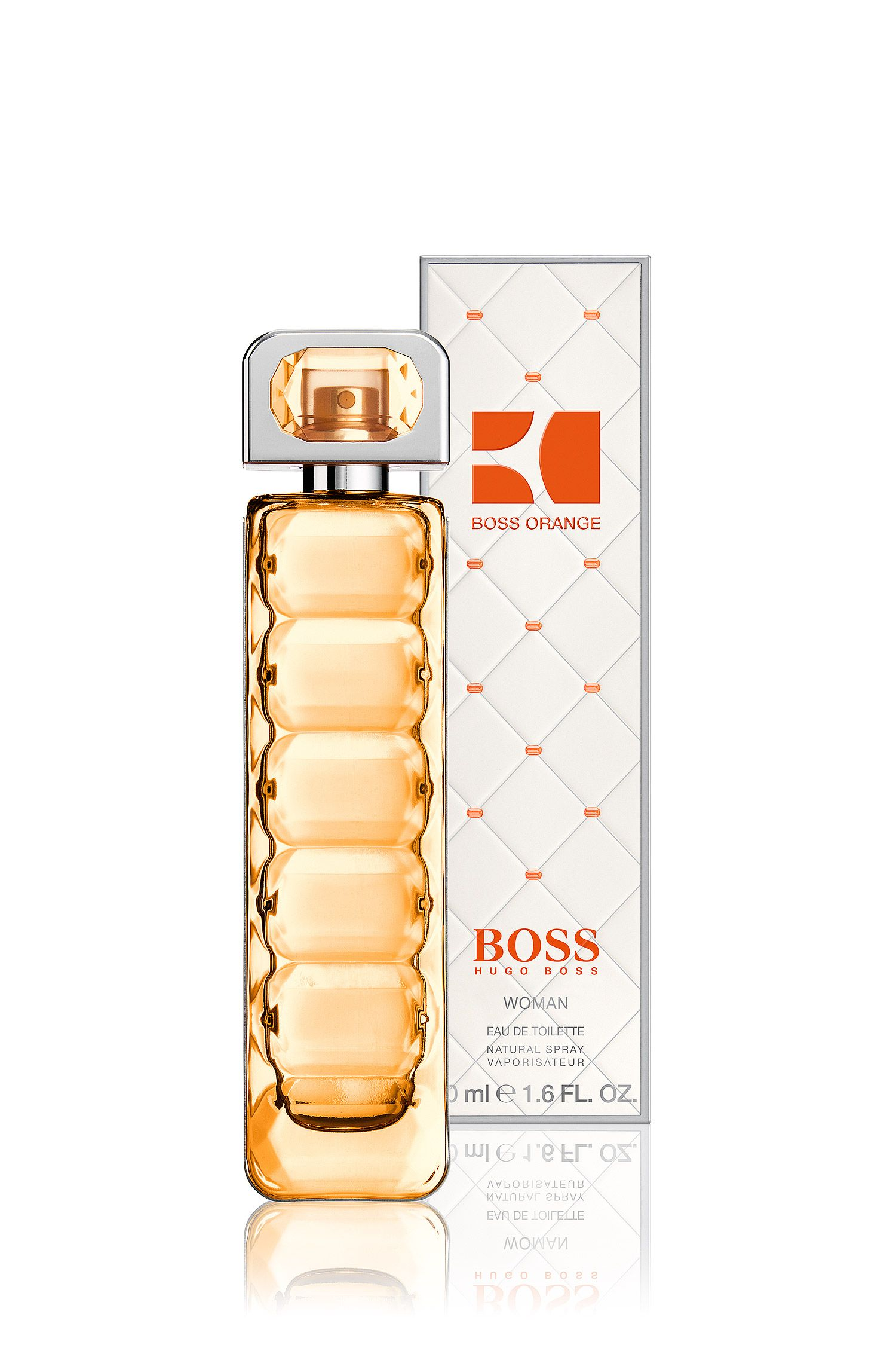 Eau de Toilette « BOSS Orange Woman » 50 ml