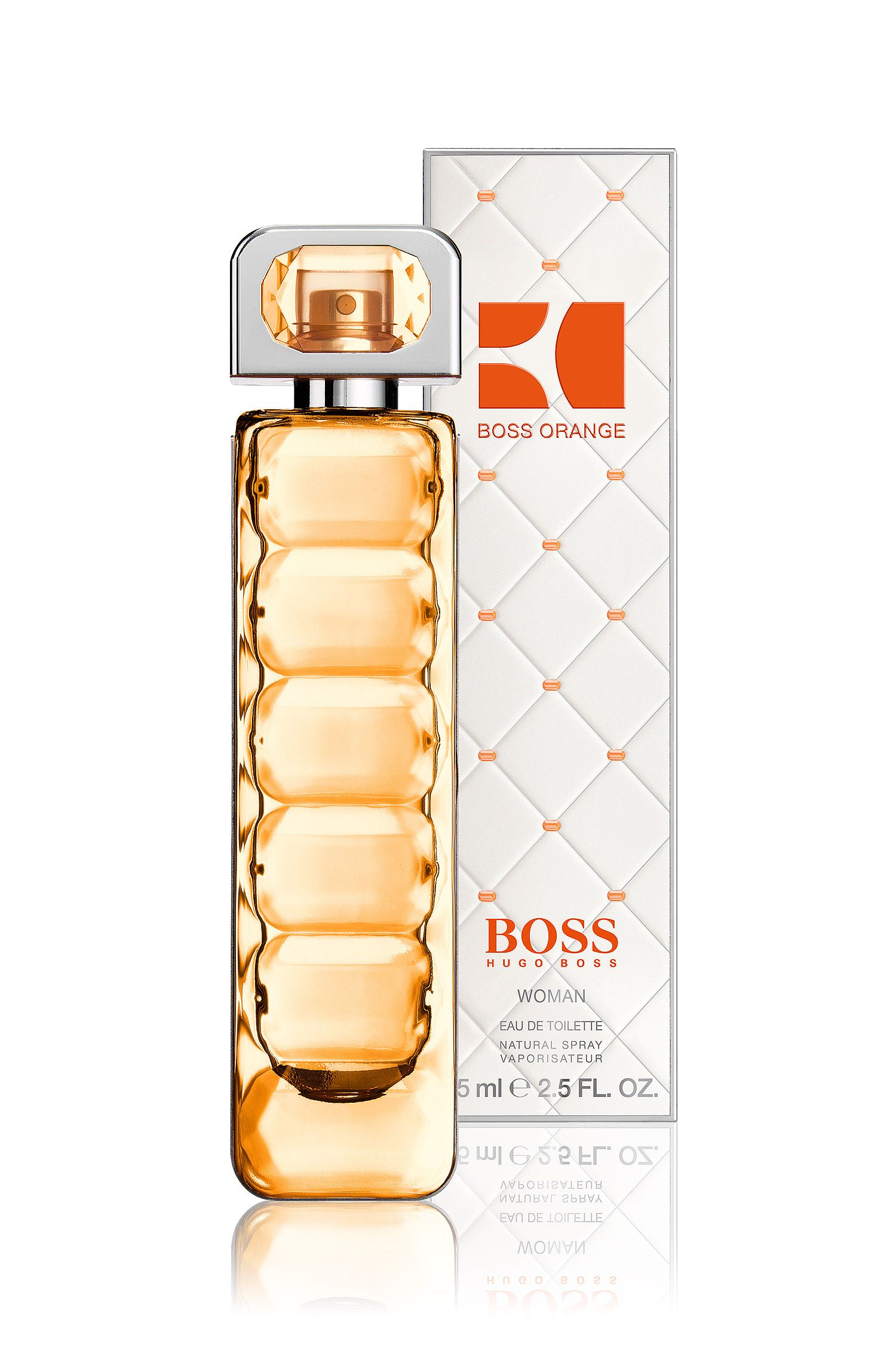 Eau de toilette BOSS Orange Woman 75 ml