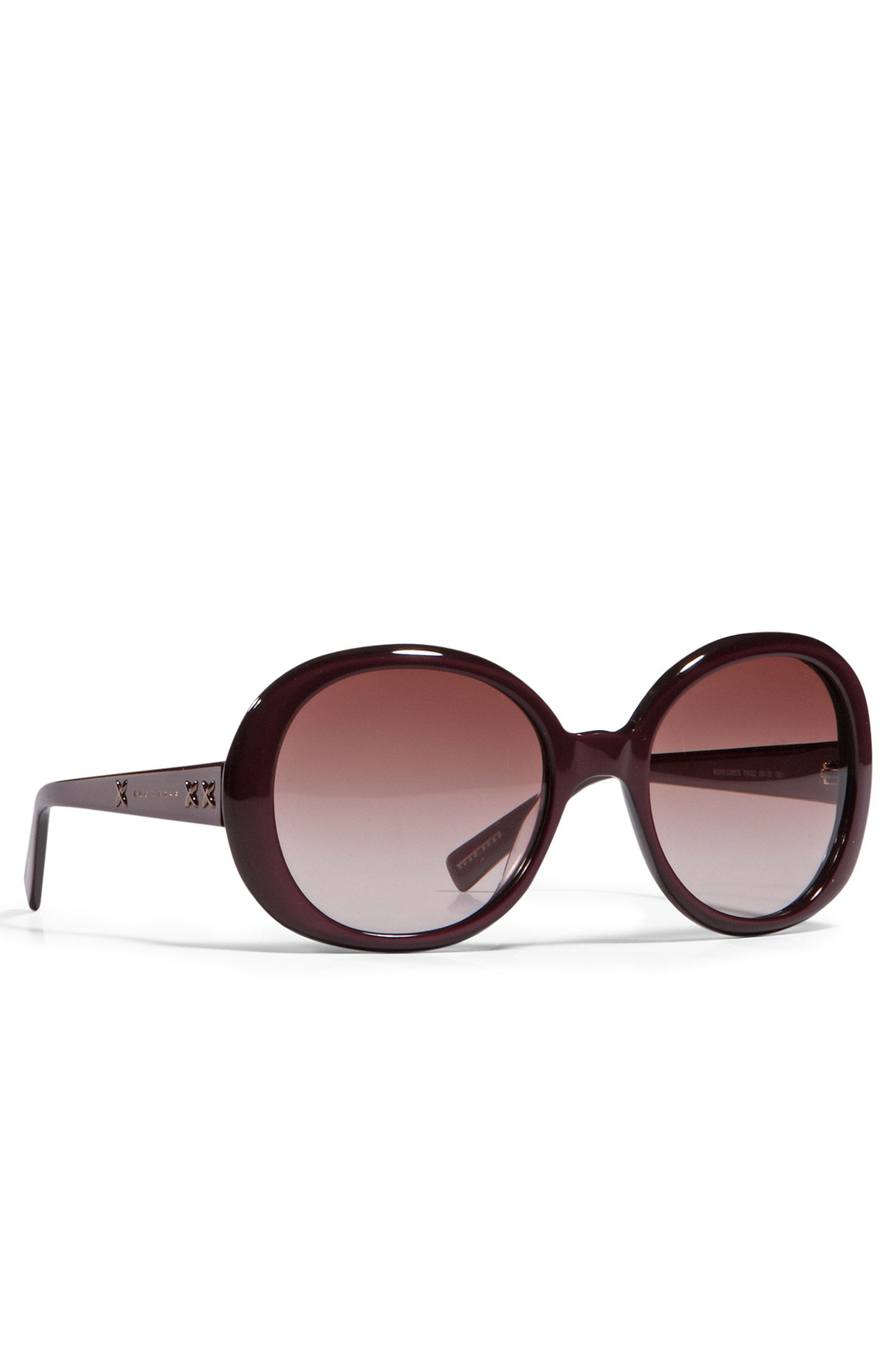 Damensonnenbrille in Oversize-Form