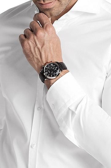 男士皮带腕表 'HB 2022',  999_实物颜色