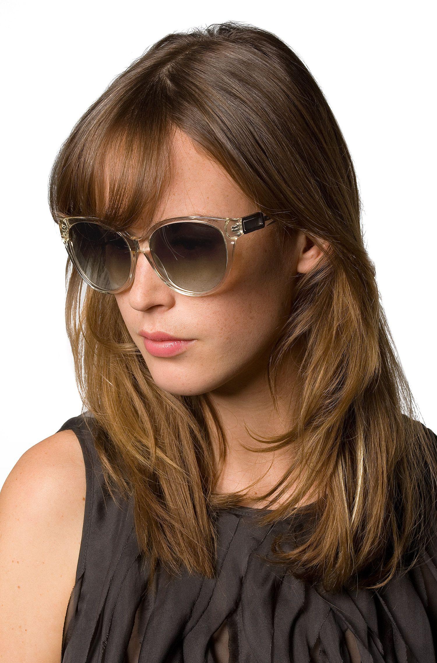 Damensonnenbrille ´BOSS 0372/S` im Retro-Stil