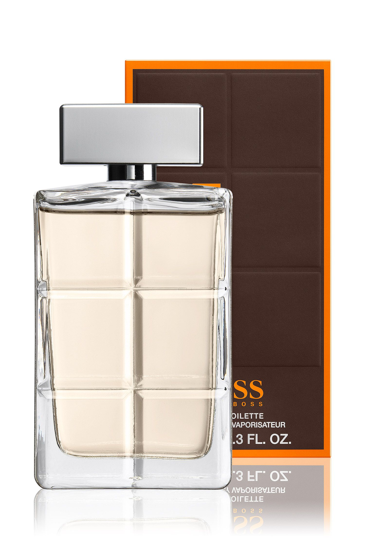 Eau de Toilette 'BOSS Orange Man' 100 ml
