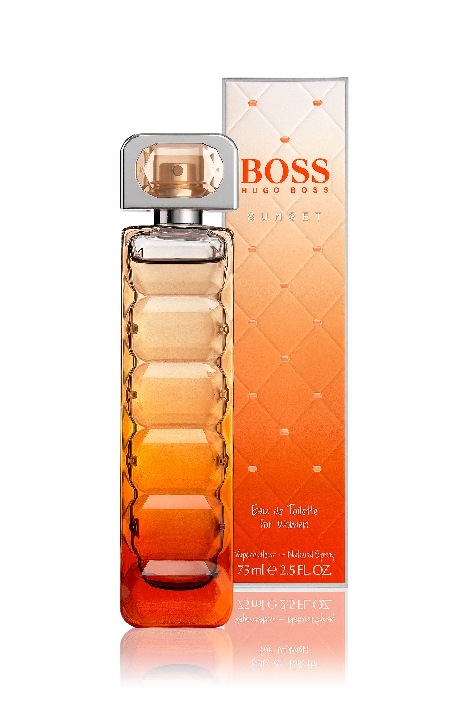 BOSS Orange Sunset Eau de Toilette 75 ml