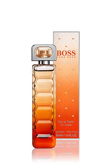 BOSS Orange Sunset Eau de Toilette 50 ml, Assorted-Pre-Pack