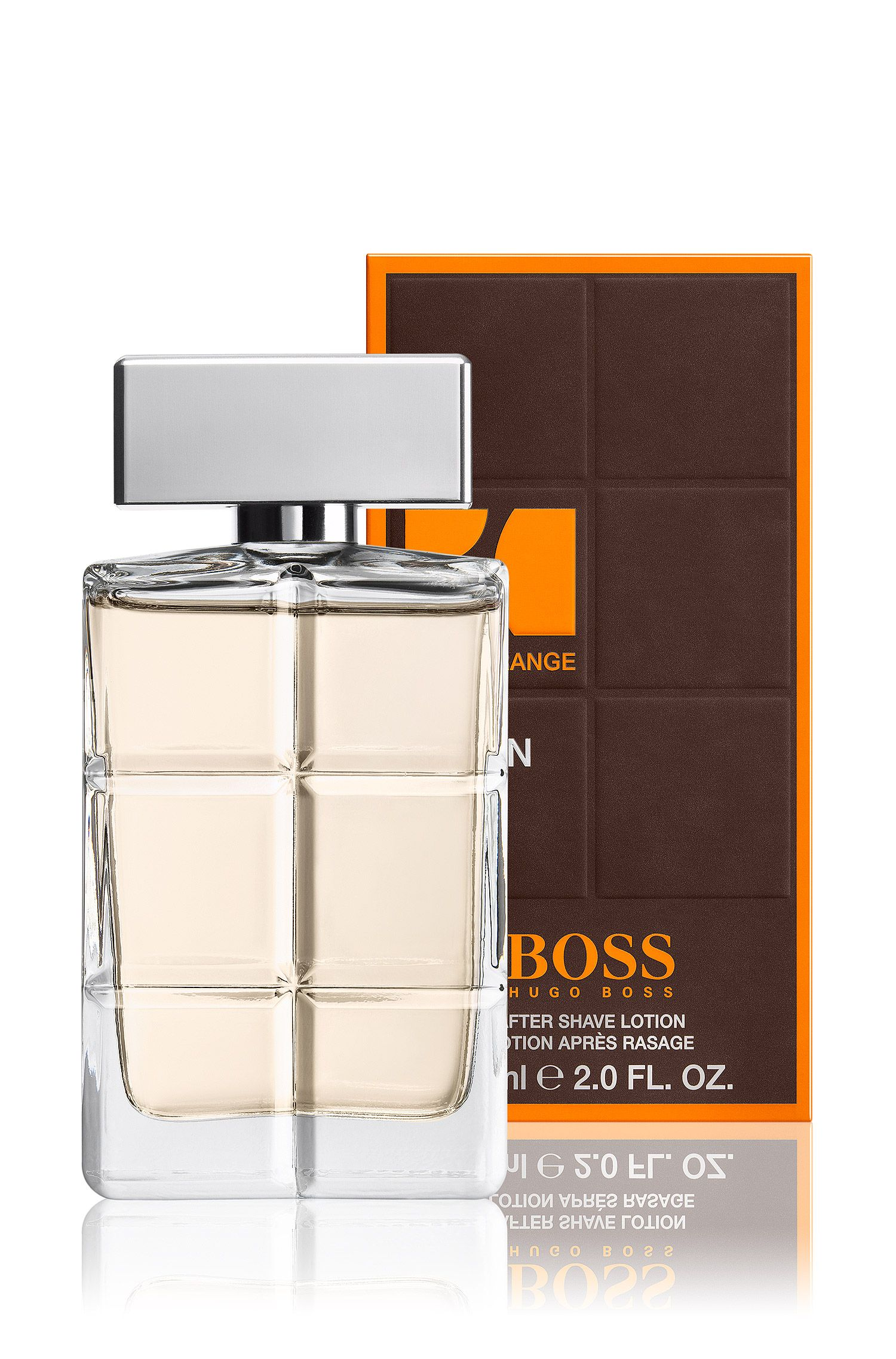 Lotion après-rasage BOSS Orange Man 60 ml