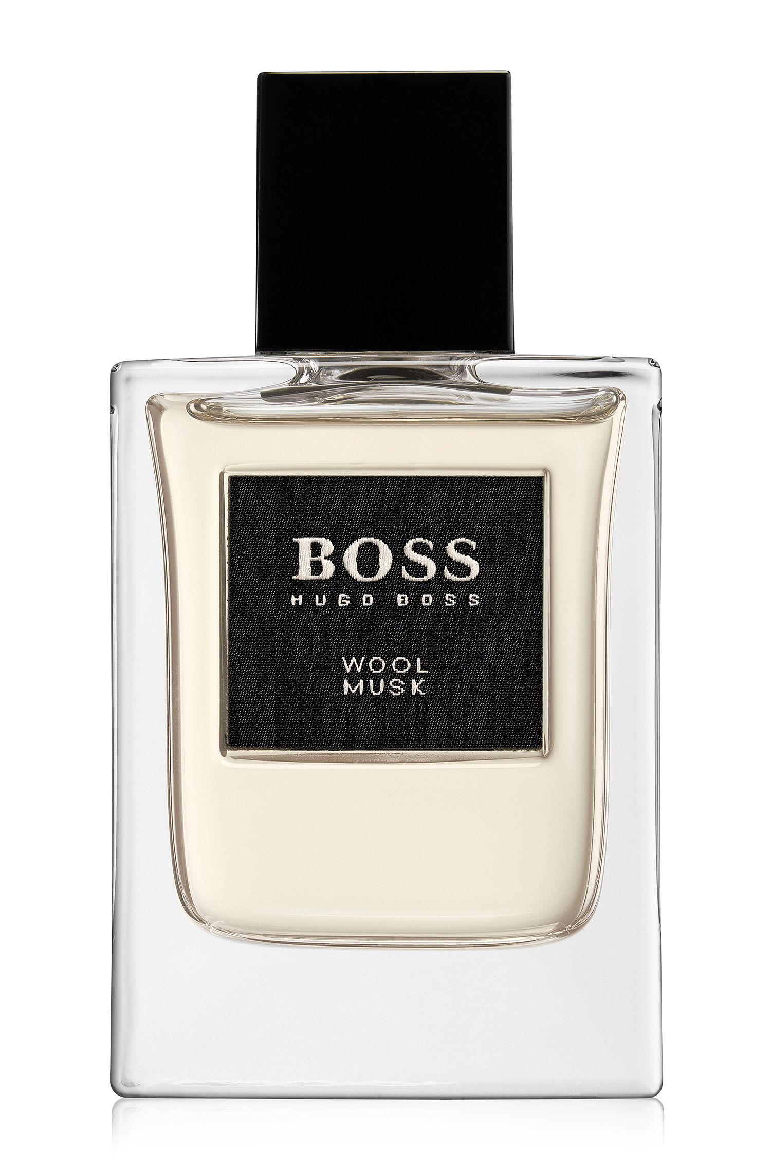 BOSS The Collection - Wool Musk Eau de Parfum