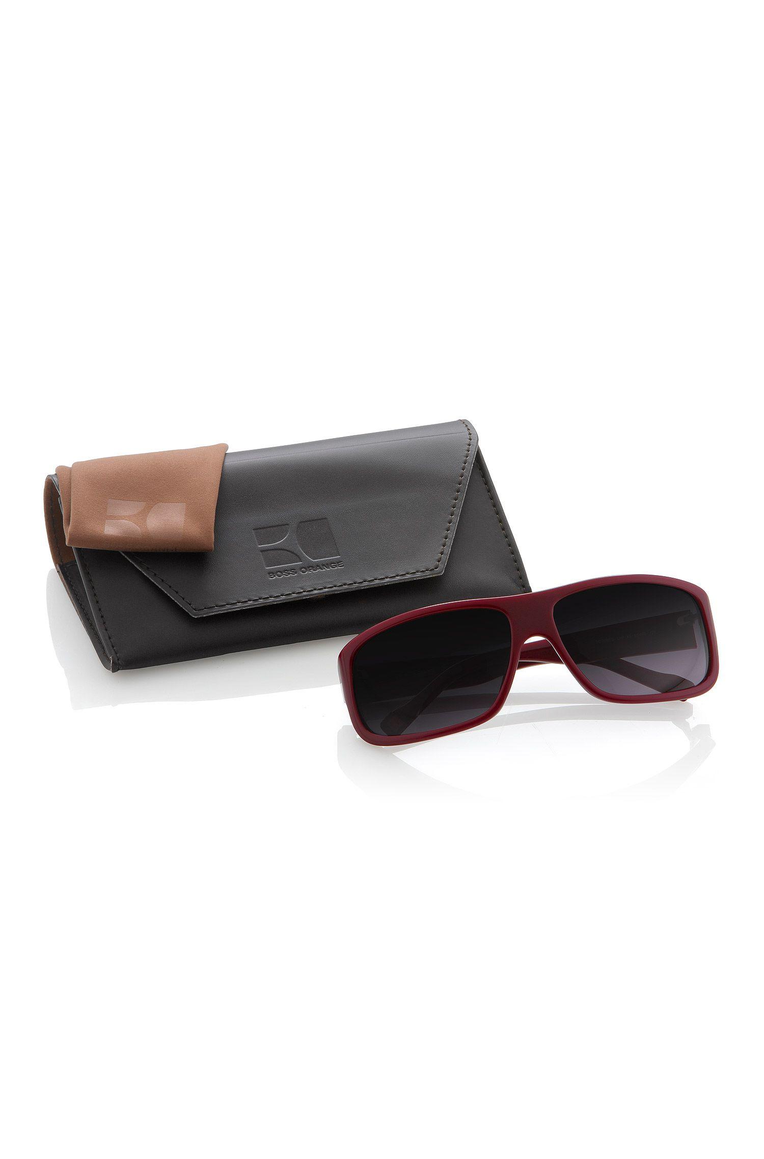 Sonnenbrille ´LHF Burgund Opal`