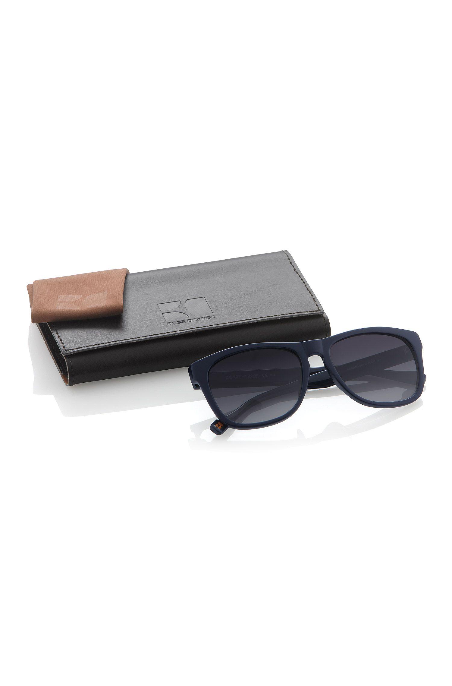 Wayfarer-Sonnenbrille Men ´6R9 BLU MTBLU SH`