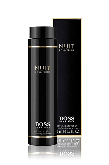 BOSS Nuit Body Lotion 200 ml, Assorted-Pre-Pack