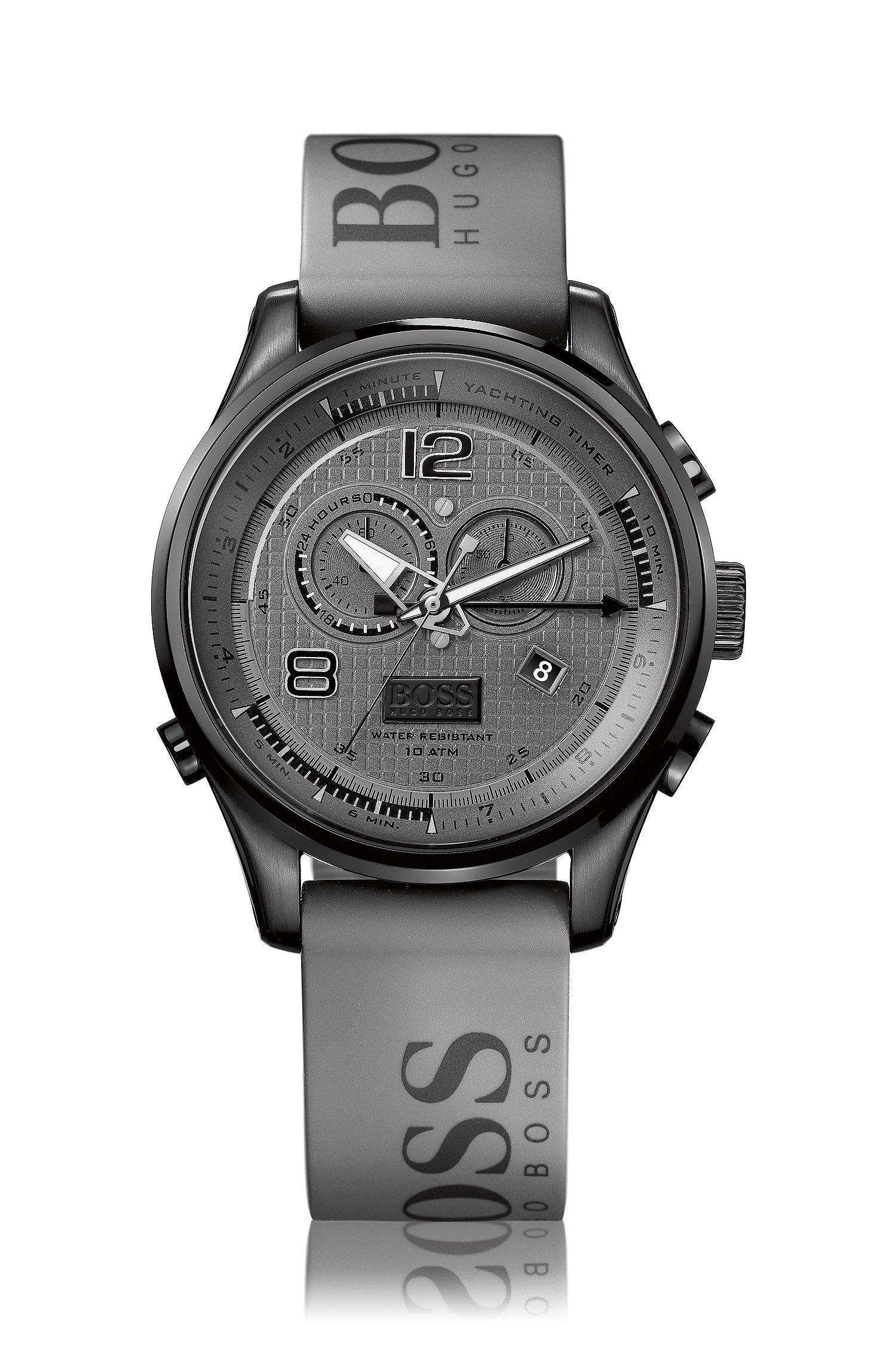 Segeluhr ´GRES-SCGRE` mit Quarz-Uhrwerk