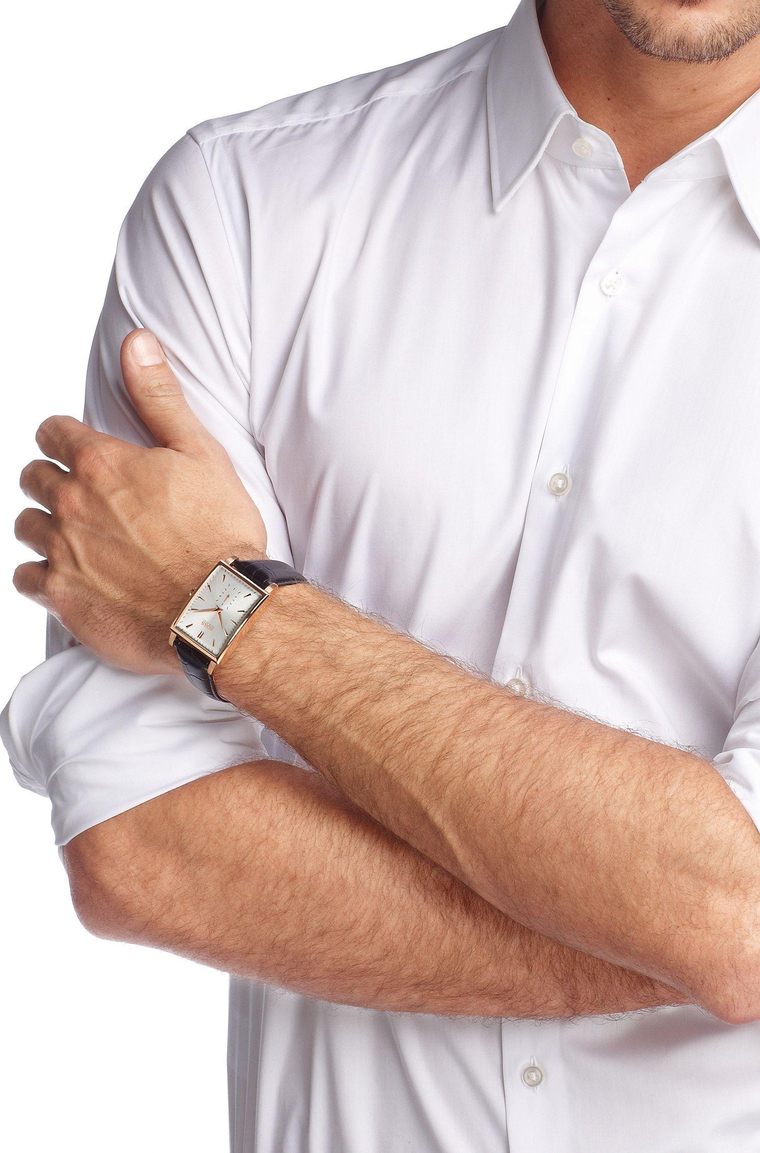 Montre-bracelet«HB1012» finition bronze