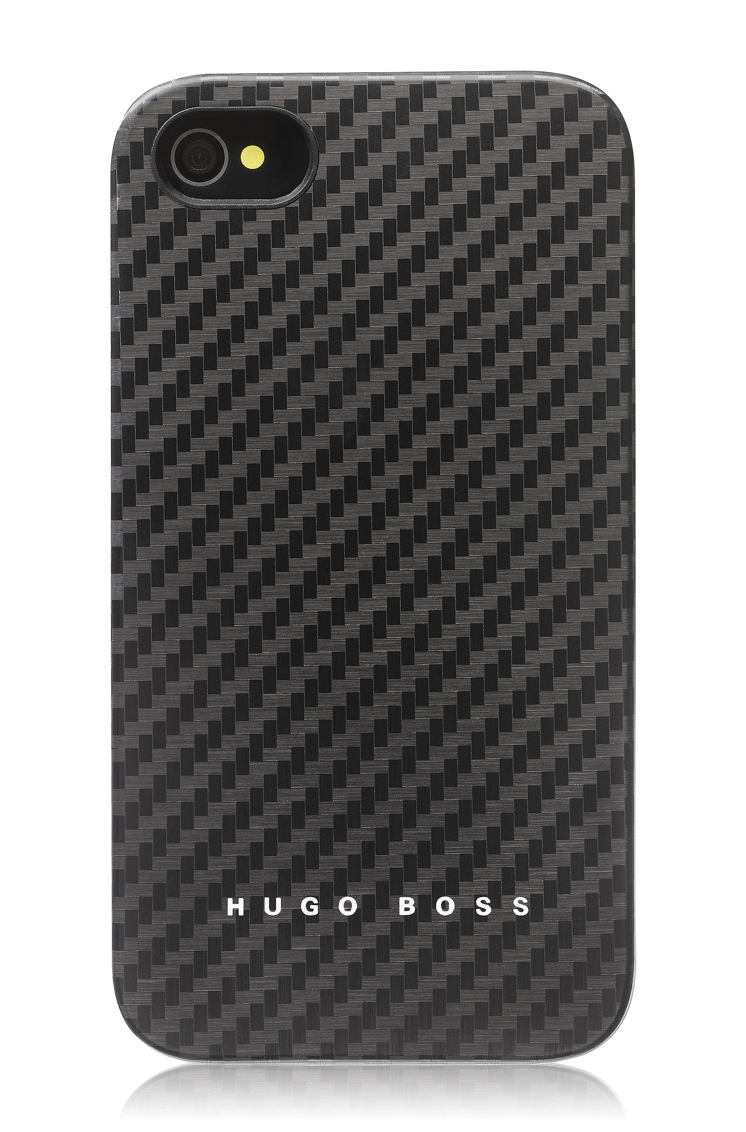 Coque rigide pour iPhone 4/4S, Carbon