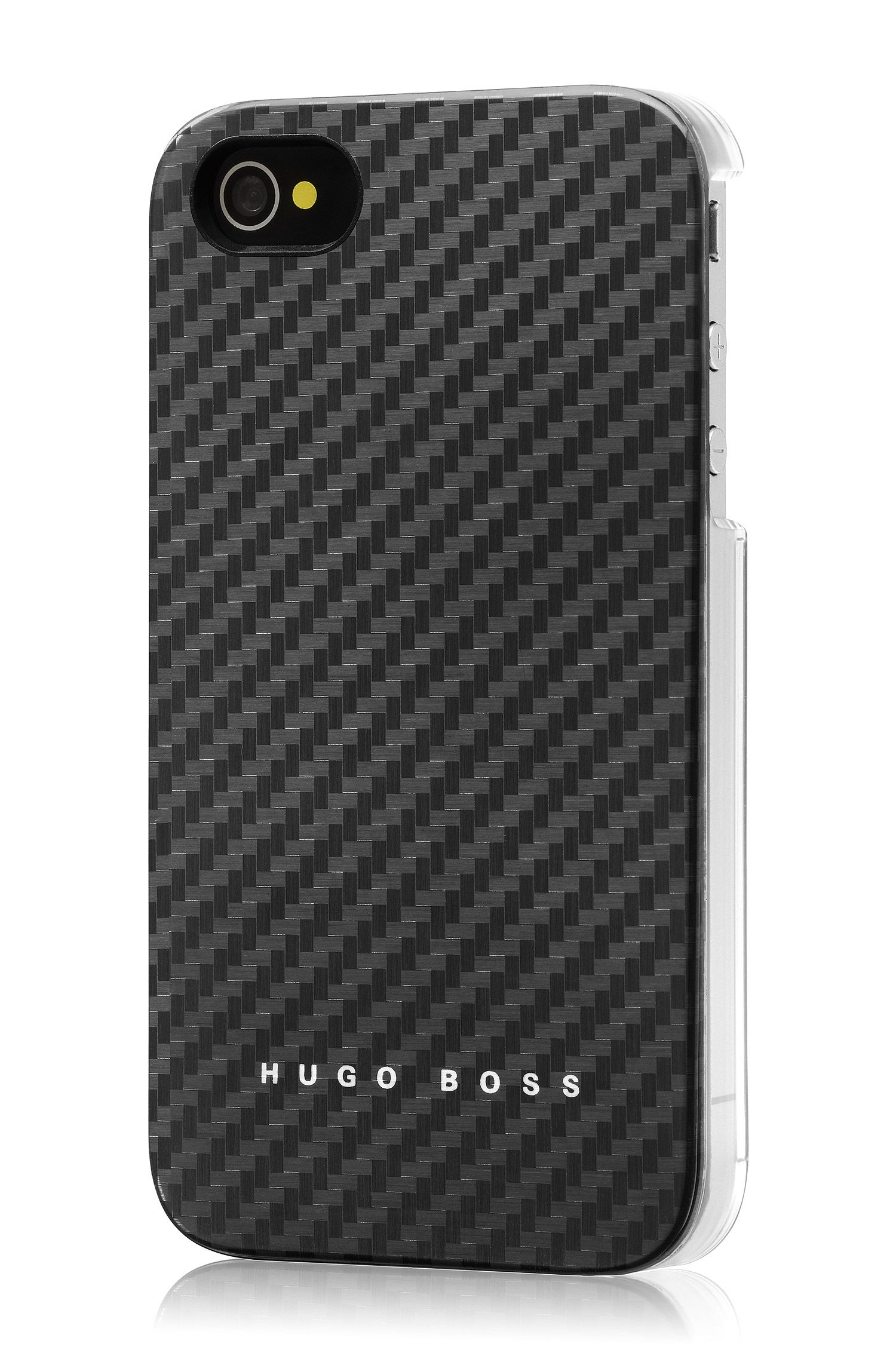 Hard Cover ´Carbon` für iPhone 4/4S