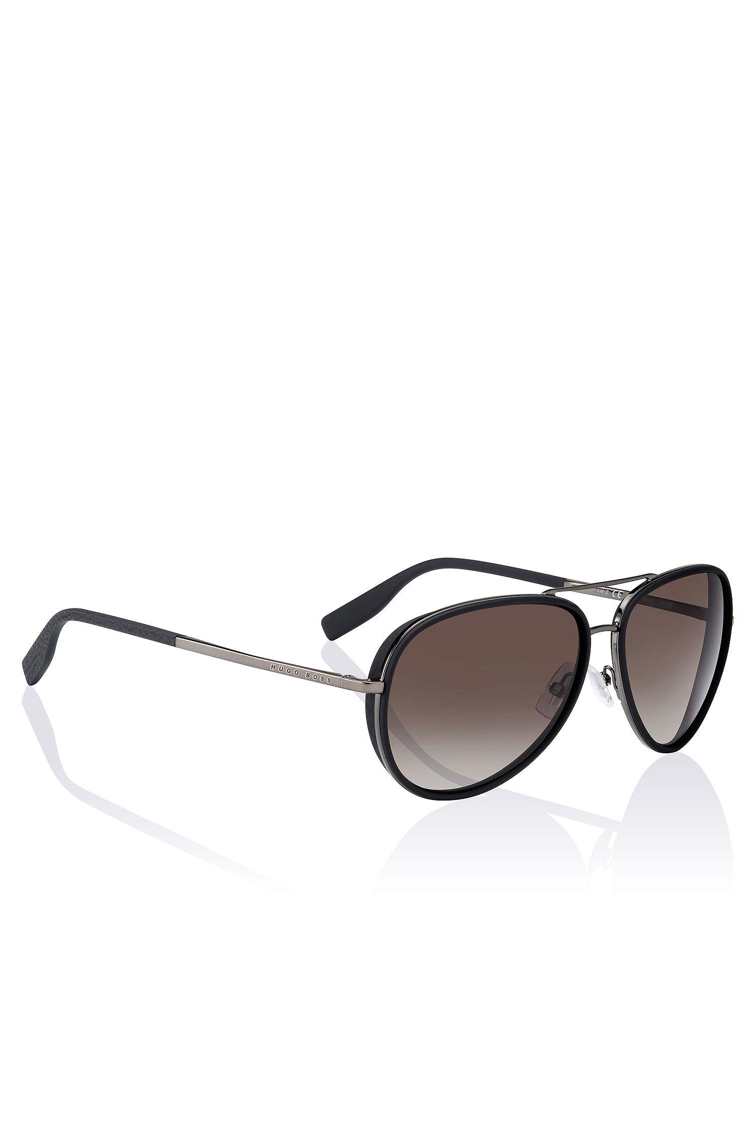 Vintage-look aviator glasses 'BOSS 0510'