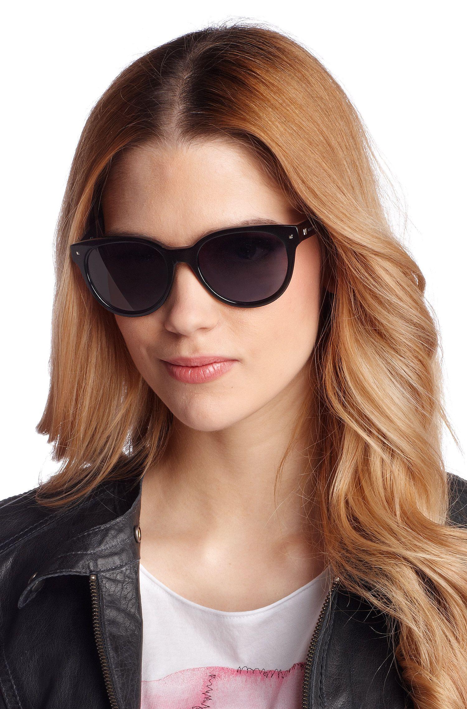 Sonnenbrille ´0104/S` mit breiten Bügeln