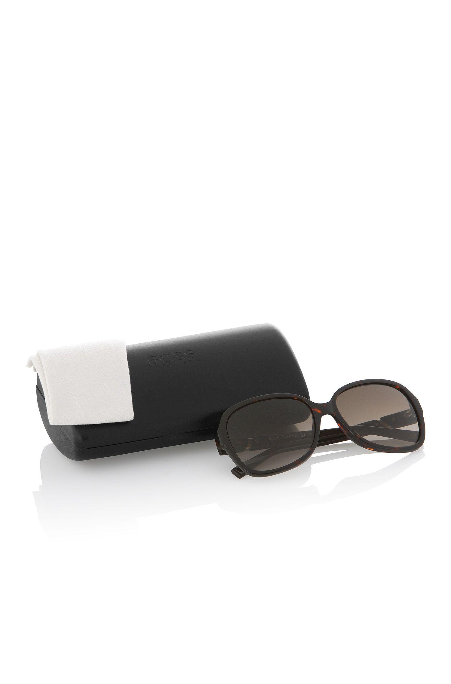 70s-Sonnenbrille ´0527` in dezentem Muster
