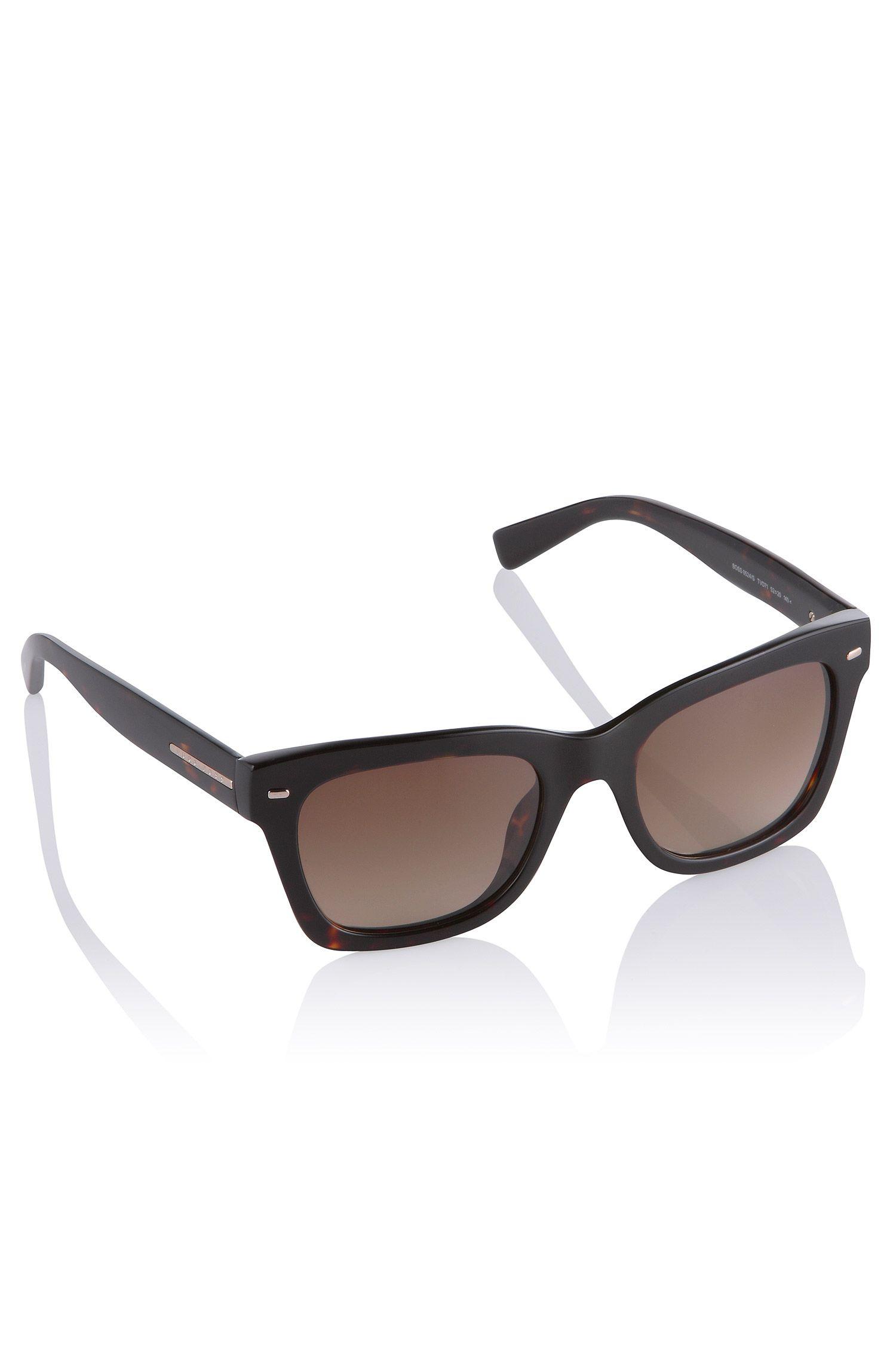 Wayfarer-zonnebril ´0524/S` met dessin