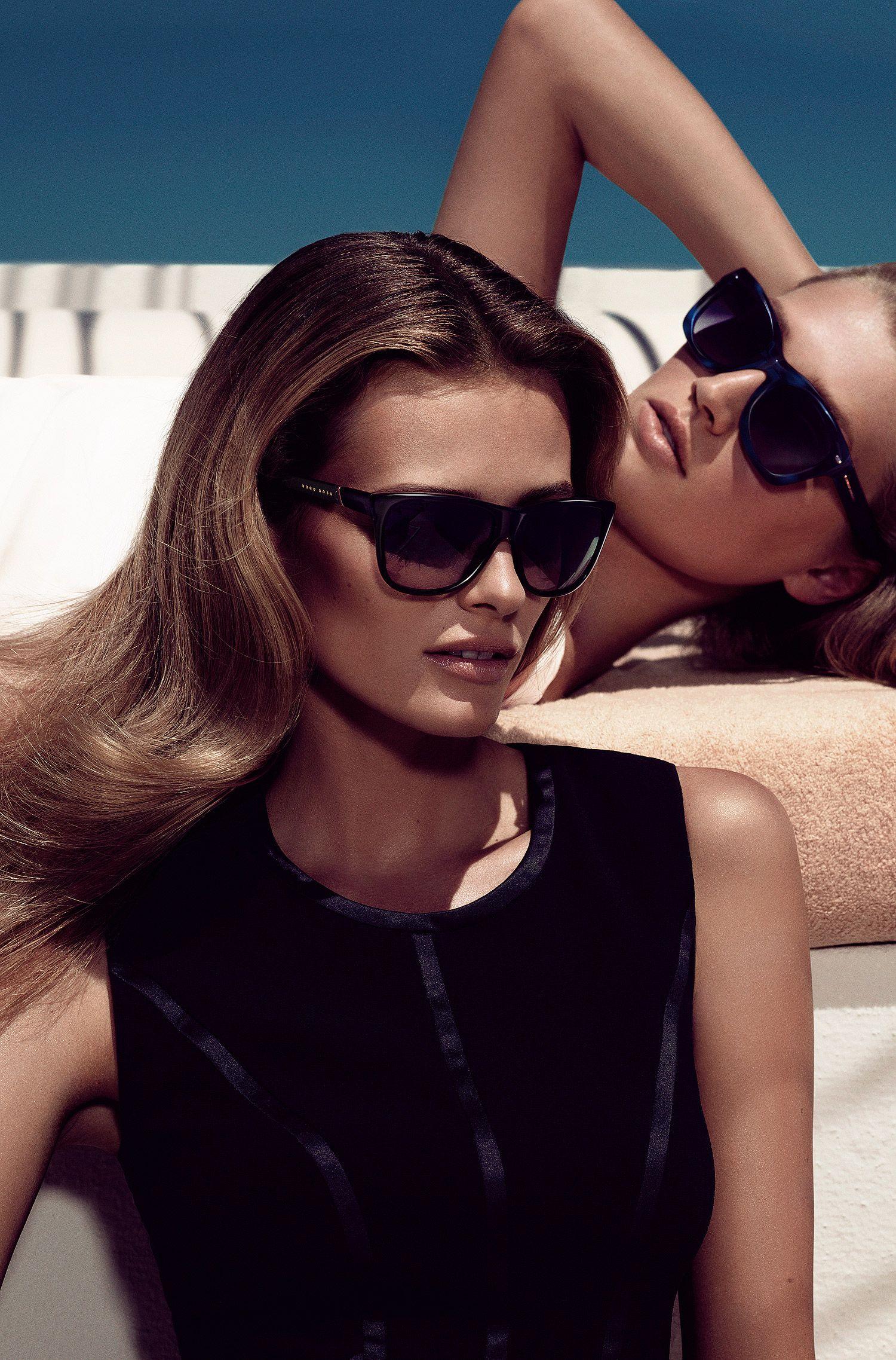 Wayfarer-Sonnenbrille ´0524/ S` mit Muster
