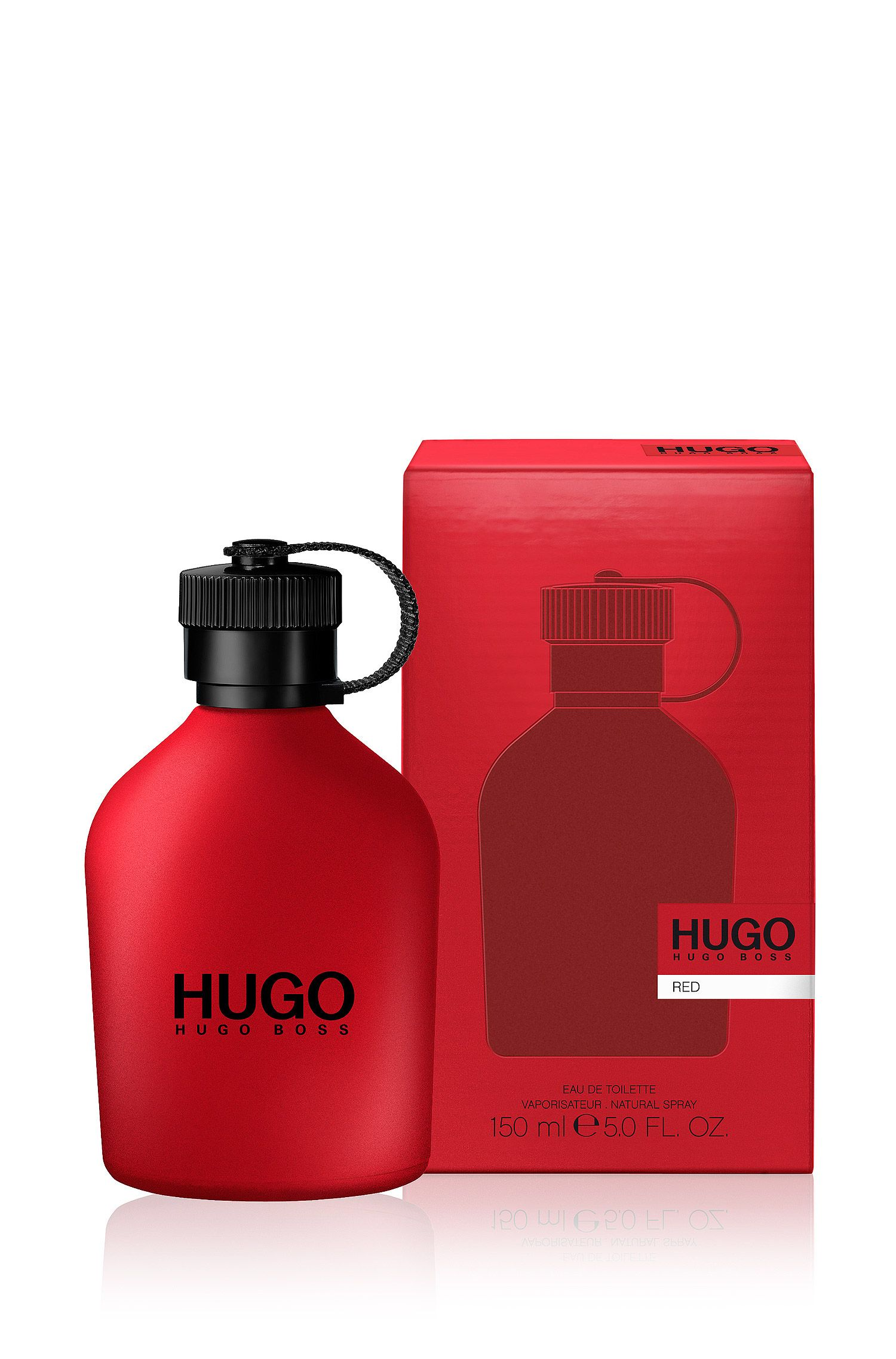 HUGO Red, eau de toilette 150 ml