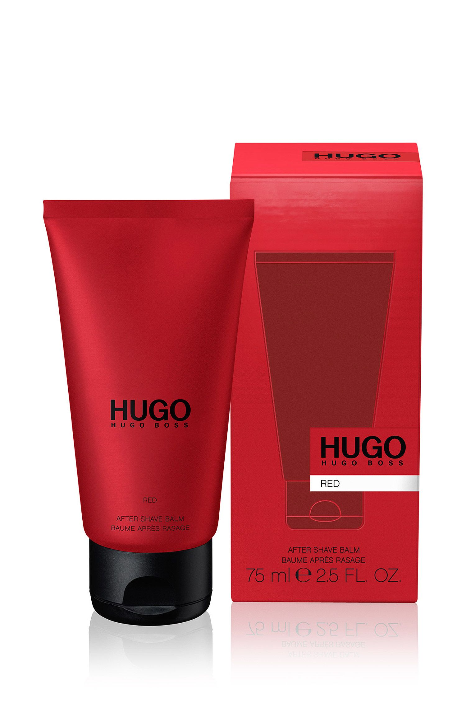 HUGO Red aftershavebalsem 75 ml
