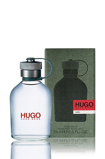 HUGO Eau de Toilette 75 ml, Assorted-Pre-Pack
