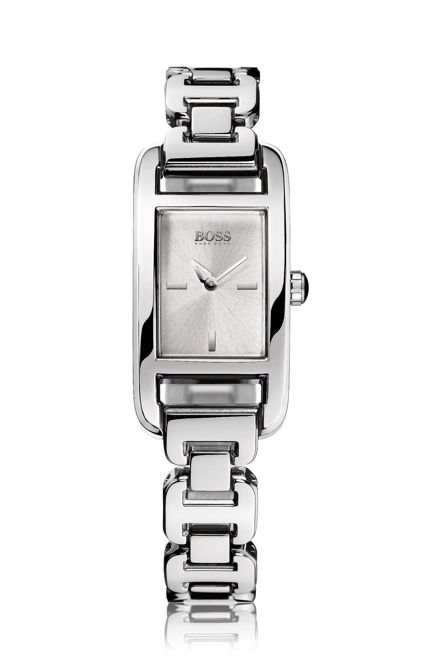 Damen-Armbanduhr ´HB304` aus Edelstahl