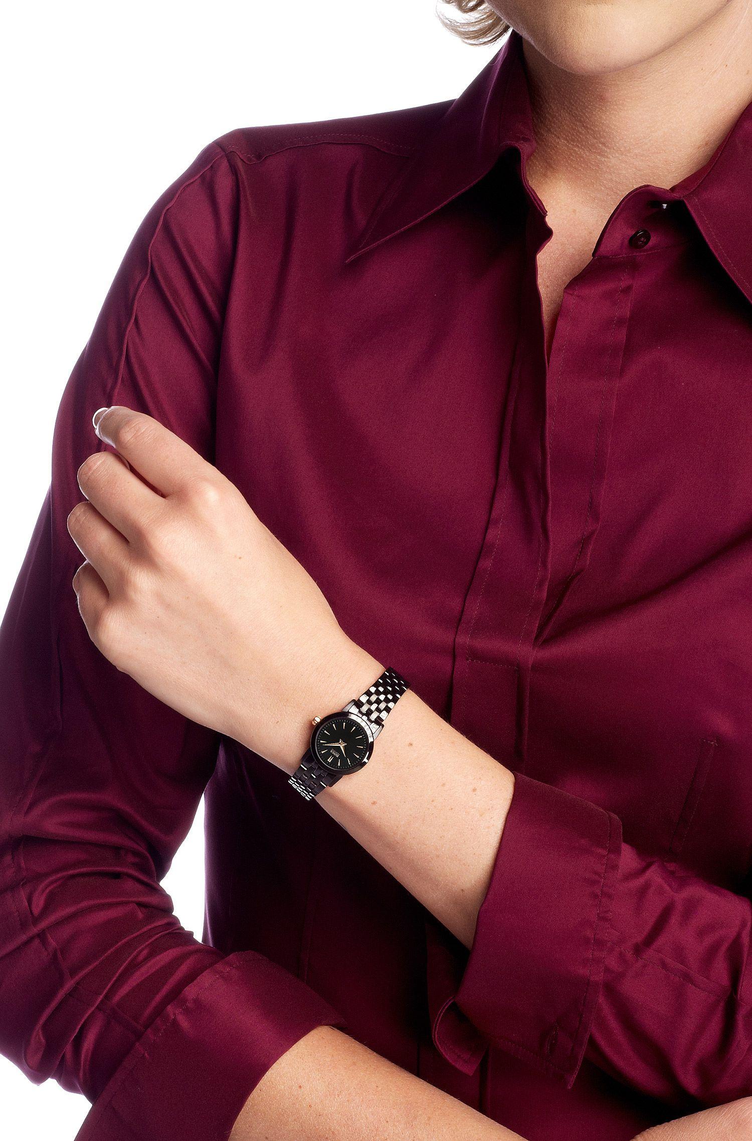 Montre pour femme«HB6020» avec bracelet en acier inoxydable