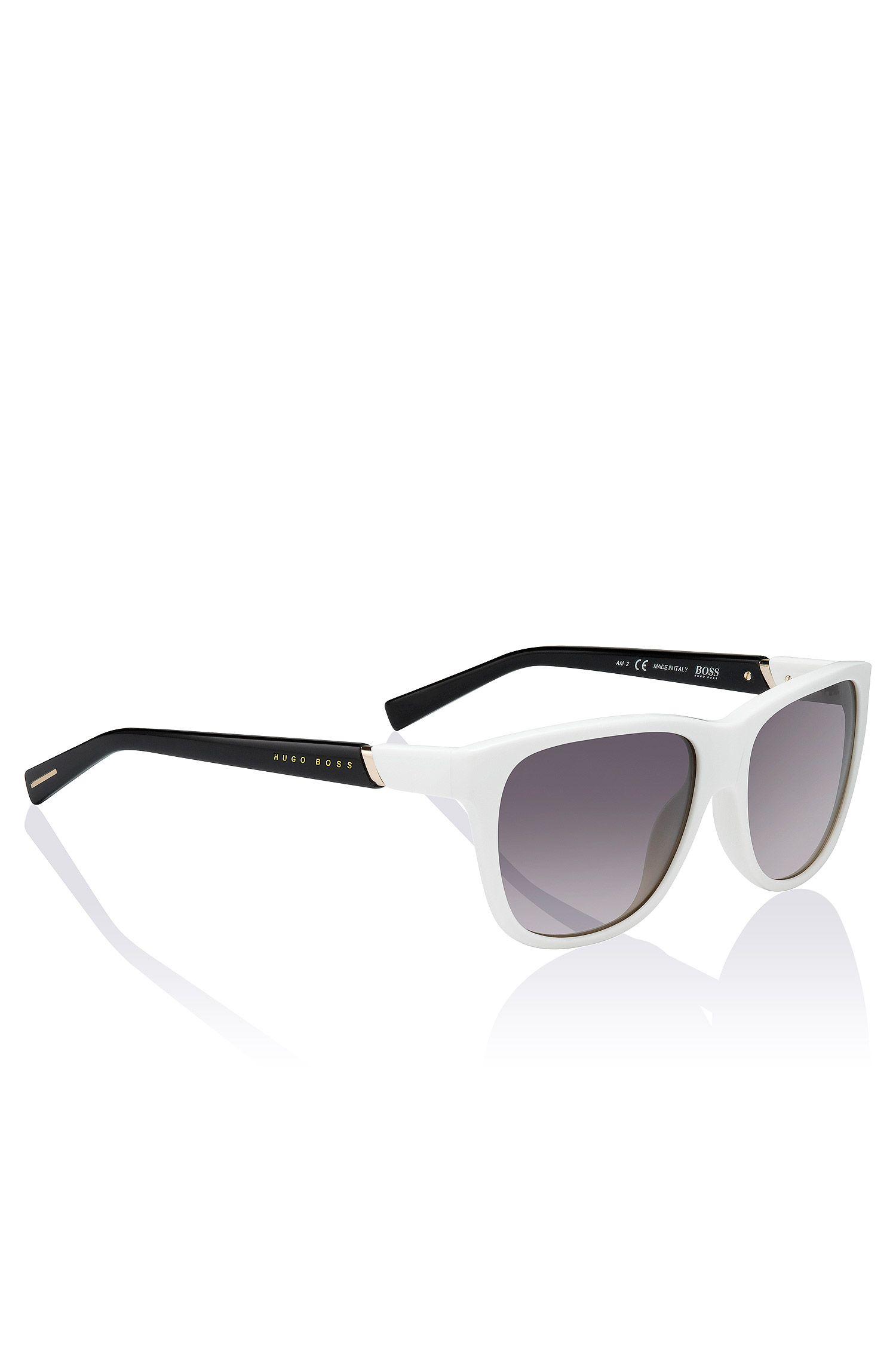 Sonnenbrille ´BOSS 0526/S` mit Golddetail