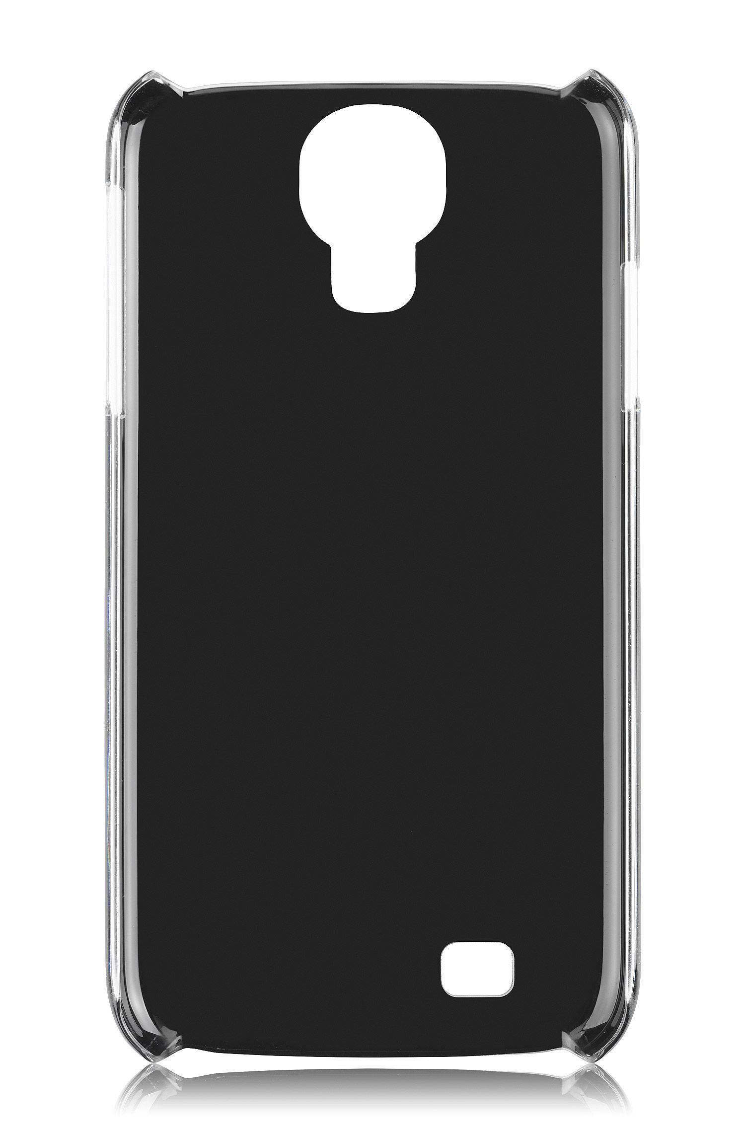 Hard Cover ´Dots black IV` für Samsung Galaxy S4