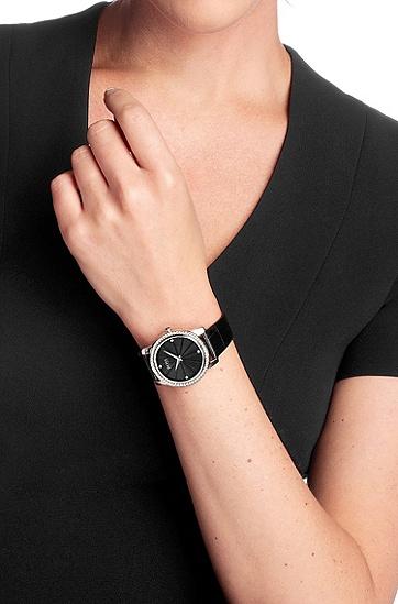 女士皮带腕表 'HB6011',  999_实物颜色