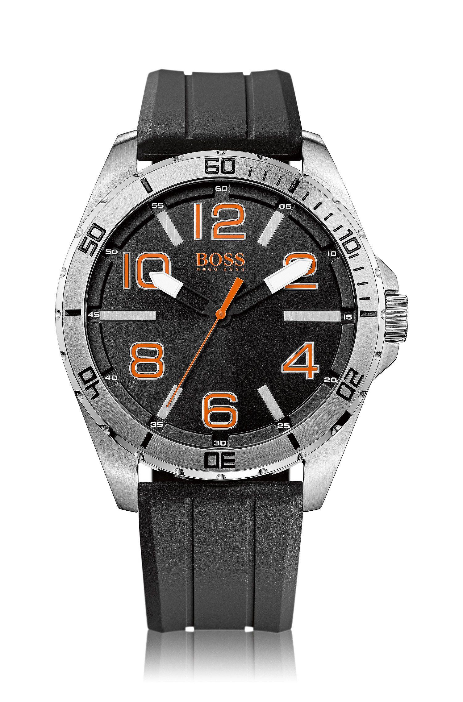 Montre-bracelet «HO7004» avec boîtier en acier inoxydable